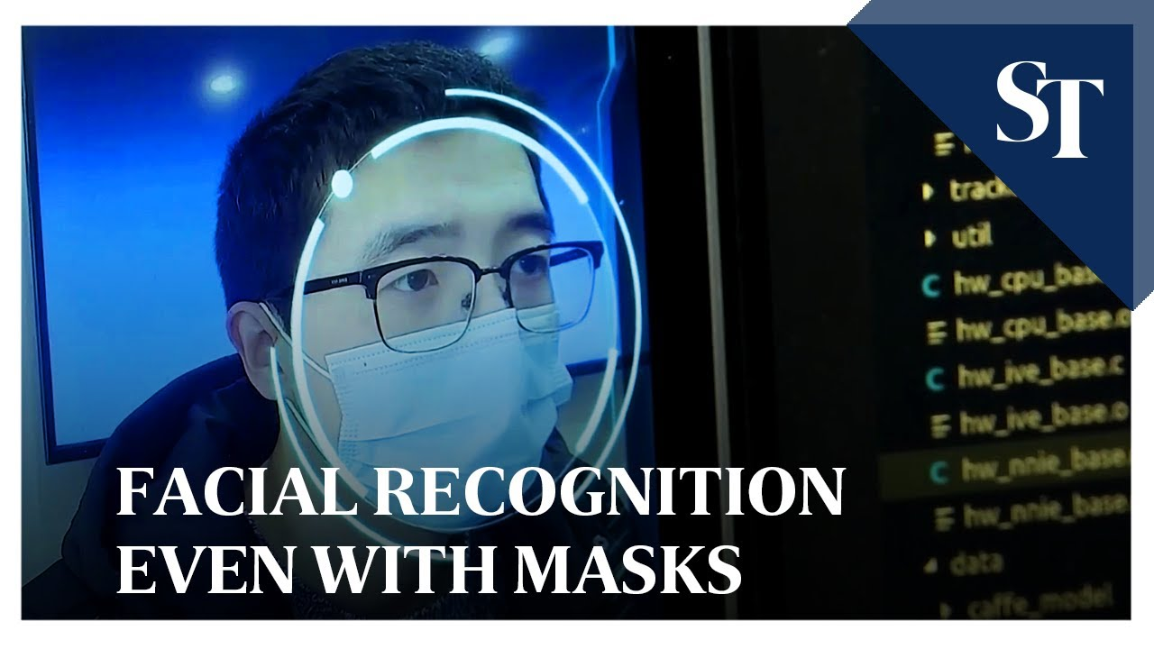 Facial Recognition Technology targets mask-wearers