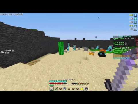 UHC Highlights #3 ~ 1st SOUP WIN!!!! (1v1 NoRisk)