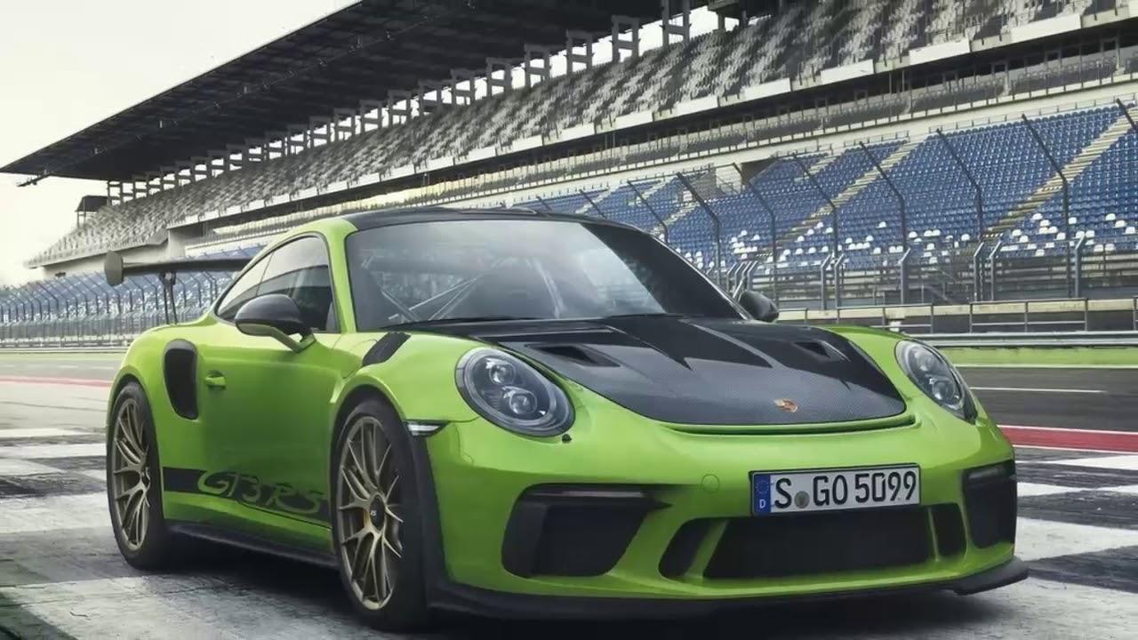 NEWS!!! 2019 Porsche 911 GT3 RS Price - YouTube
