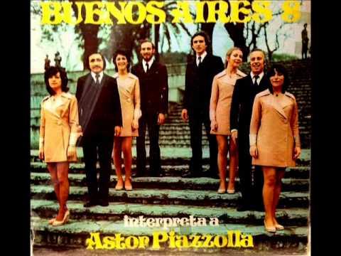 Verano Porteño (Astor Piazzolla) - Buenos Aires 8 - 1970