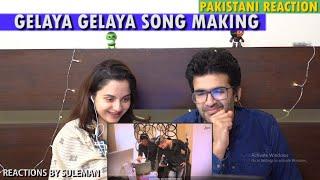 Pakistani Couple Reacts To Gelaya Gelaya Making Chakravyuh Jr NTR - mp3 مزماركو تحميل اغانى