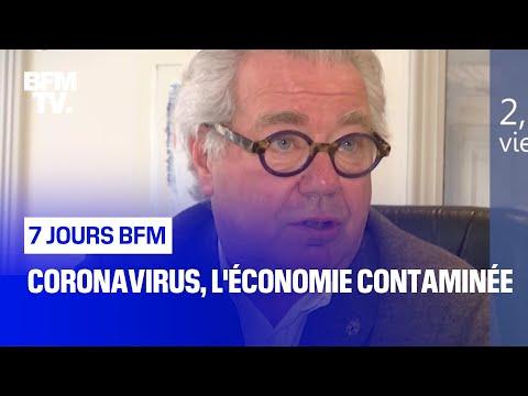 Coronavirus, l'économie contaminée