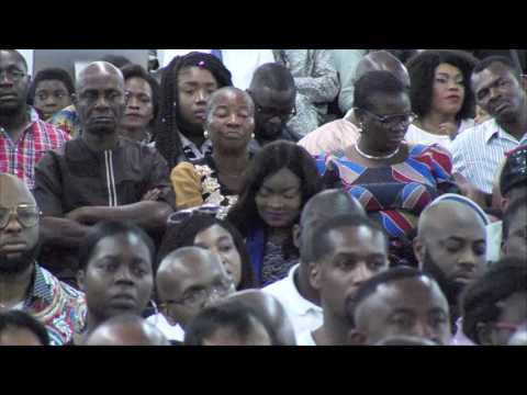 Glory House: Pastor Tunde Thomas. God Can Fix It part 6 - Throw Your Stone