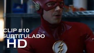 """The Flash 5x17 Clip #10 """"Salva a mi Grace"""" (HD)"""