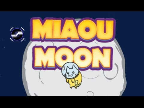Miaou Moon Demo (Cat lost in Space!)
