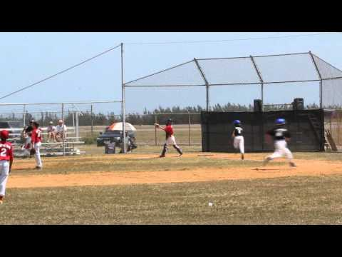 Youth Baseball YOA Kindley Field Ball Park Apr 28 2012