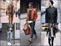 25 Cool Men's Leather Jacket Outfits  - Men's Fashion Lookbook