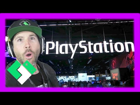 EARLY ACCESS AT PLAYSTATION EXPERIENCE (Day 1708)