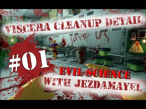 Let's Play Viscera Cleanup Detail (part 1 - Back To Work) |