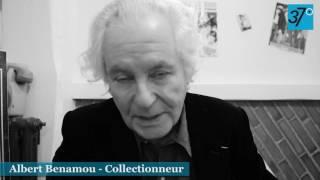 Interview d'Albert Benamou dans le cadre de l'exposition «Les Invendus» à Chinon