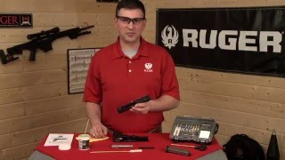 Ruger American Pistol™ Tech Tip -- Lubrication
