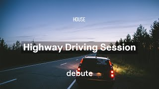 Deep House Mix - Highway Driving Sessions
