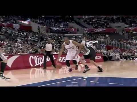 Spurs vs Clippers 2010 NBA Season 11/01/2010