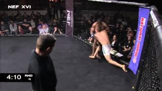 Ray Wood vs. Anthony Morrison
