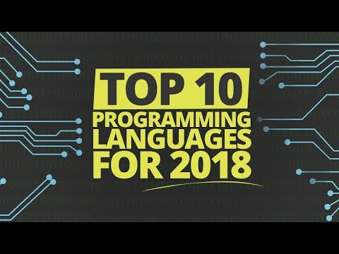 The BEST Programming Languages To Learn In 2018 (JavaScript,