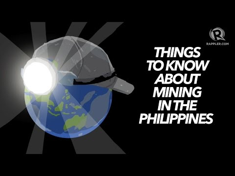 FAST FACTS: Mining In The Philippines