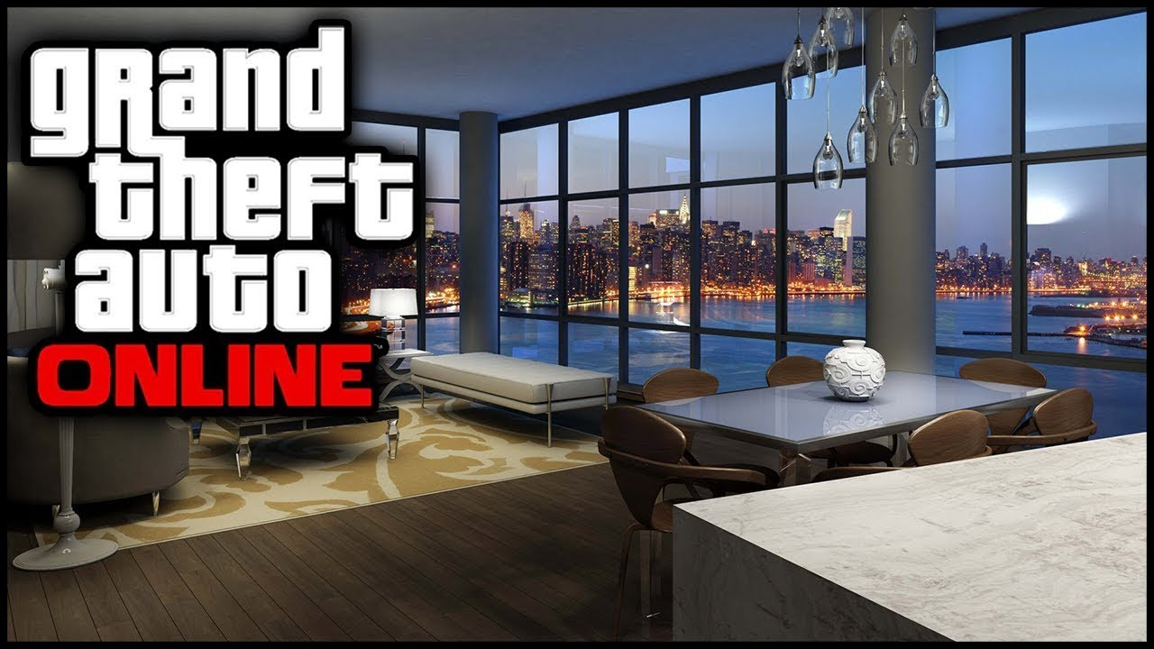 Gta 5 High Life Dlc Apartments Layouts New Cars How To 2 1 13 You