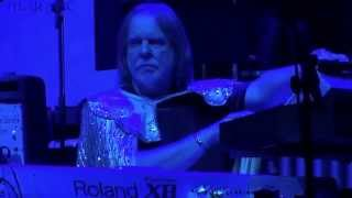 Rick Wakeman Opening of Journey To the Centre of the Earth. Live at the Royal Albert Hall, 30/4/14.