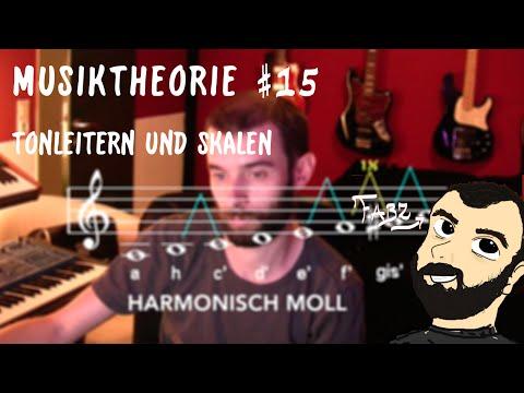 MUSIKTHEORIE #15 - Tonleitern und Skalen