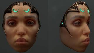 Andrew Thomas Huang Presents: FKA twigs - 'Cellophane' (Behind the Scenes)