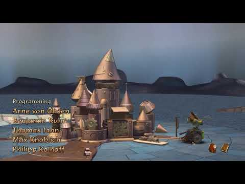 PC Longplay [833] The Book Of Unwritten Tales 2