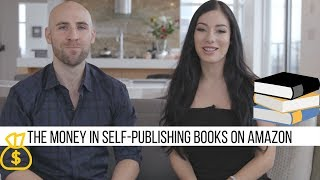 How To Make Money With Kindle Publishing on Amazon With Stefan James