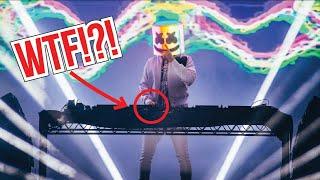 Marshmello Deconstructed - DJ Like Marshmello