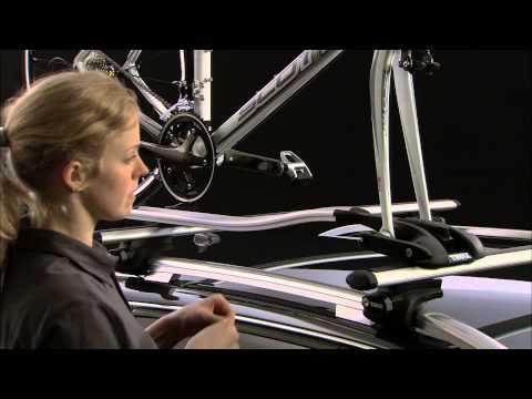 ТюнингМаркет.рф Крепление Thule OutRide для перевозки велосипеда за вилку переднего колеса
