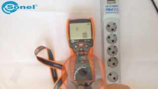 MZC-304 Измеритель параметров цепей электропитания зданий(http://www.sonel.ru/ru/products/loop/detail.php?id4=431 Приборы серии MZC — это переносные измерители, производящие расчет ожидаемог..., 2013-09-09T08:27:23.000Z)