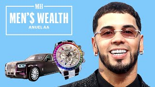 Anuel AA on The Worst Money He's Ever Blown | Men'$ Wealth | Men's Health