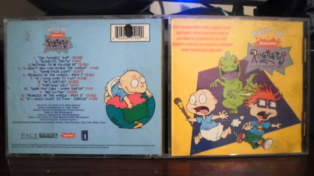 Rugrats A Live Adventure 08 Hes Reptar Youtube