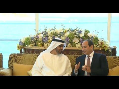 أخبار عربية | ???????السيسي: أمن دول #الخليج جزءًا لا يتجزأ من أمن #مصر  - نشر قبل 2 ساعة