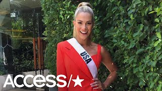 Miss USA Sarah Rose Summers Slammed Over Comments About Miss Vietnam & Miss Cambodia | Access