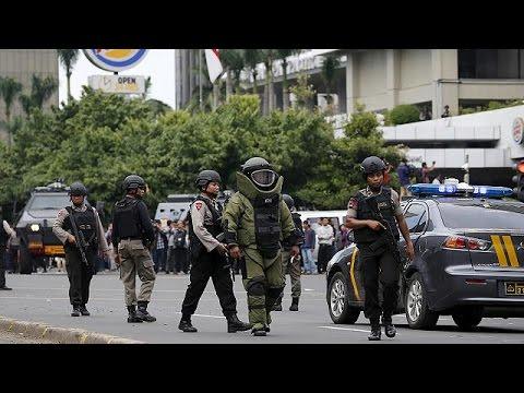 Attentats de Jakarta, des cibles pour terrifier la population