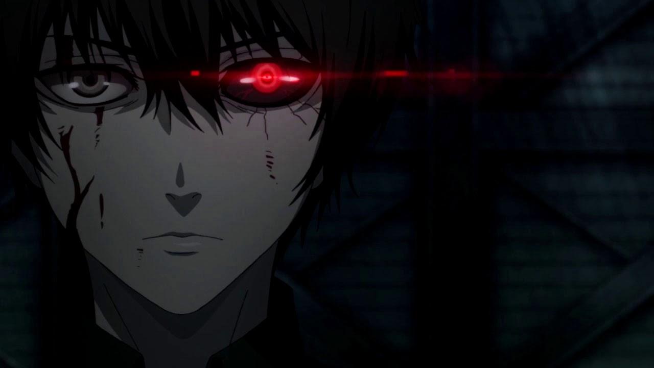 рэп про аниме токийский гуль - YouTube