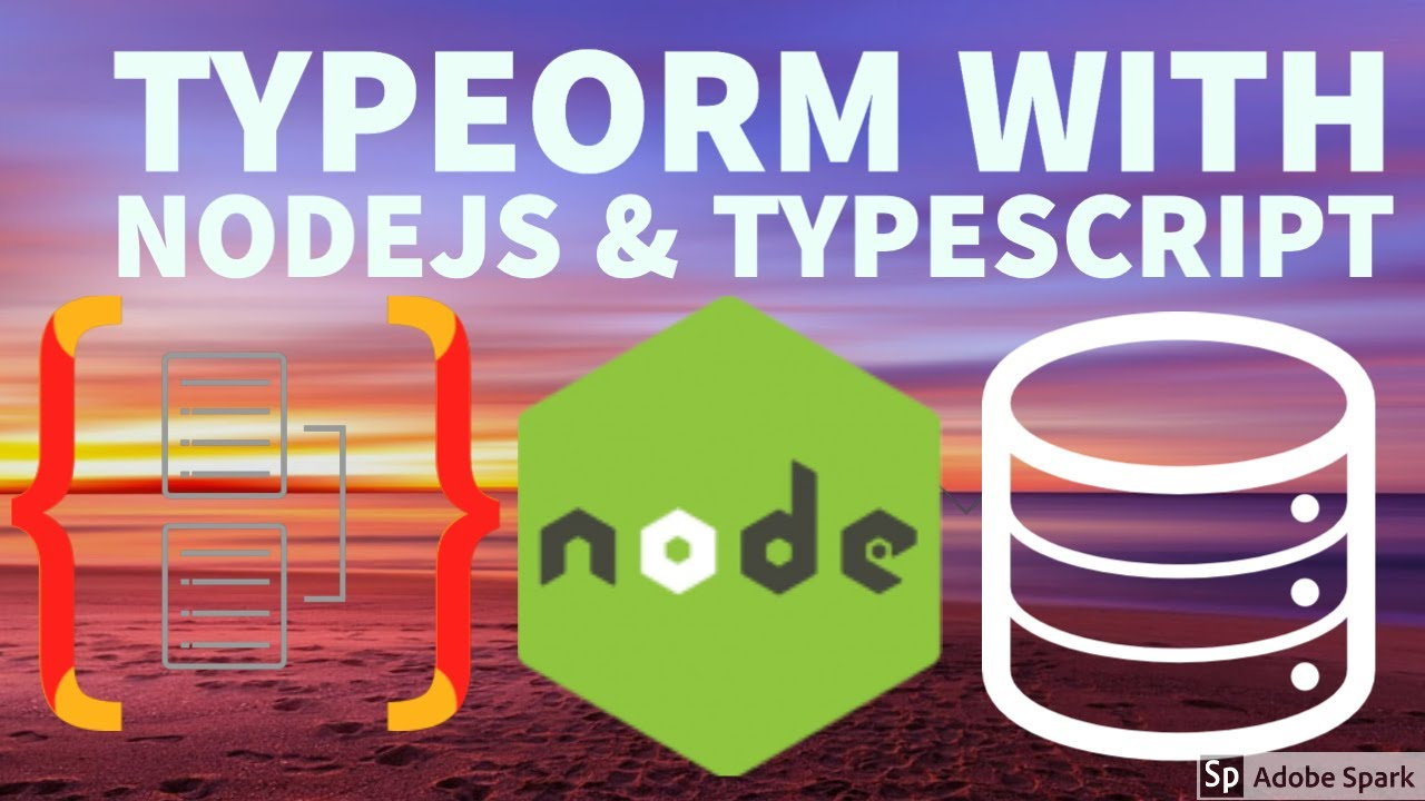 Node JS with Typescript TypeORM Mysql (TypeORM config) #05