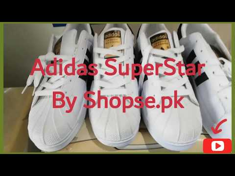 Adidas SuperStar Vietnam Made by Shopse.pk in Pakistan | Full Review ( 360 Degree )