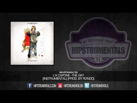L'A Capone - The Gat [Instrumental] (Prod. By Rondos808s) + DOWNLOAD LINK