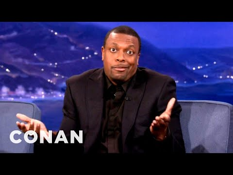 Chris Tucker Has A Killer Robert De Niro Impression  CONAN on TBS