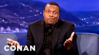 Chris Tucker Has A Killer Robert De Niro Impression - CONAN on TBS