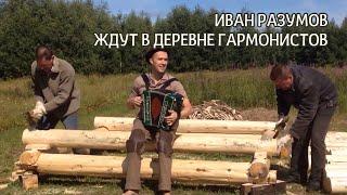 Иван Разумов - Ждут в деревне гармонистов