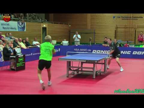 Throwback | Jan-Ove Waldner vs Phillip Floritz | German League