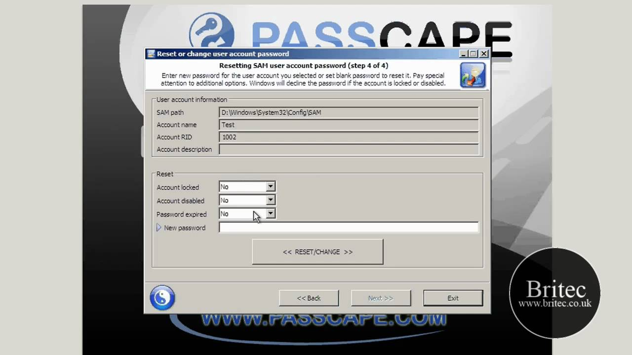 forgot administrator username and password windows 7