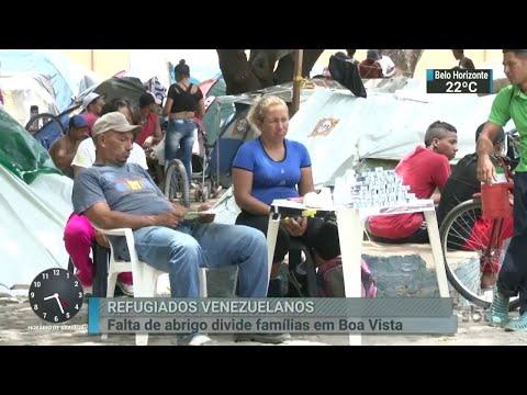 STF discutirá o fechamento da fronteira com a Venezuela | SBT Brasil (17/05/18)