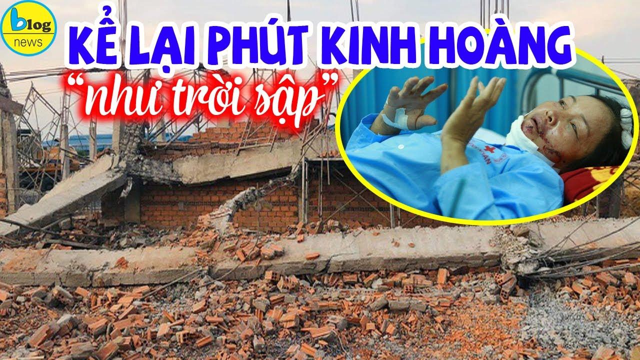 Sập tường 10 người chết ở Đồng Nai: Nhân chứng kể lại toàn bộ sự việc