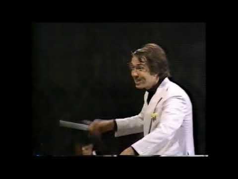 1979年 JMJジュネス第37回青少年音楽祭 プロコフィエフ ロミオとジュリエット 指揮:井上道義