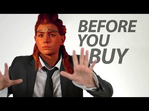 Horizon Zero Dawn - Before You Buy thumbnail