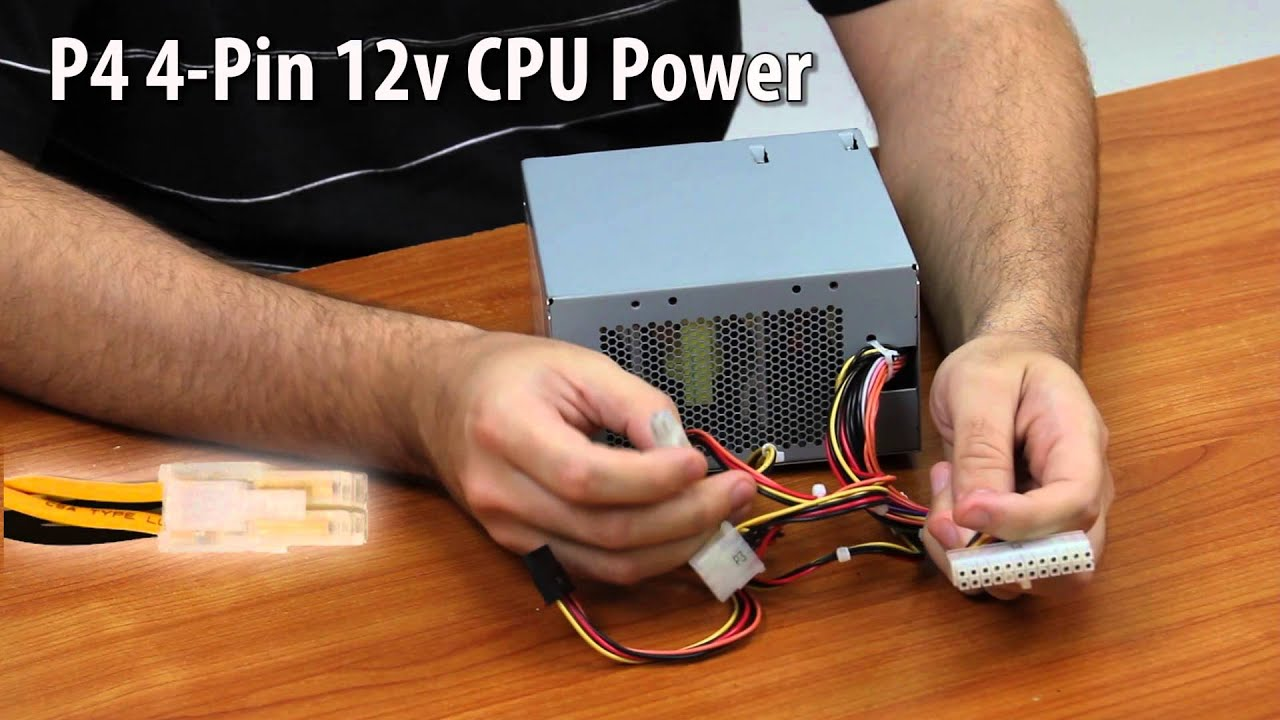 Bestec ATX-250-12Z Rev. D2R Power Supply PSU Replacement - YouTube