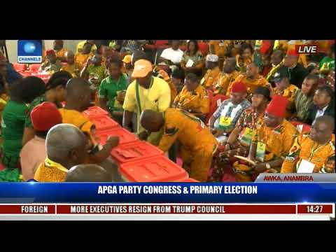 APGA Party Congress & Primary Election Pt.13 | Live Coverage