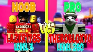 [Roblox] Tower Defense Simulator: THE BEST PLAYER THEROBLOXYO 1V1 BATTLE (PVP)